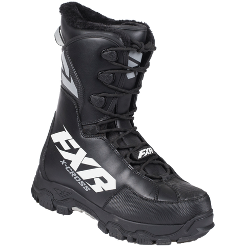 FXR X Cross Speed Boot Black