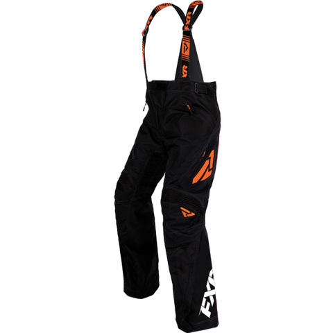 FXR X-System Pant 2018 Black/Orange