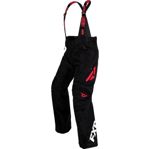 FXR X-System Pant 2018 Black/Red