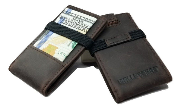 Copy of Minimalist Card holder with RFID protection - POKET-R Credit Card Holders WALLETERAS R1-Vertical
