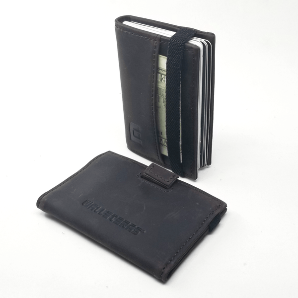 Minimalist Card holder with RFID protection - POKET-R Credit Card Holders WALLETERAS