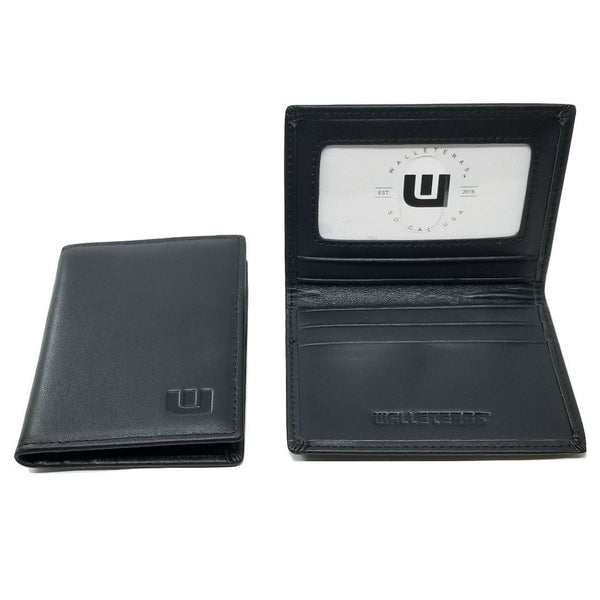 Bifold Front Pocket Wallet / Card Holder With RFID Blocking - Americano -walleteras