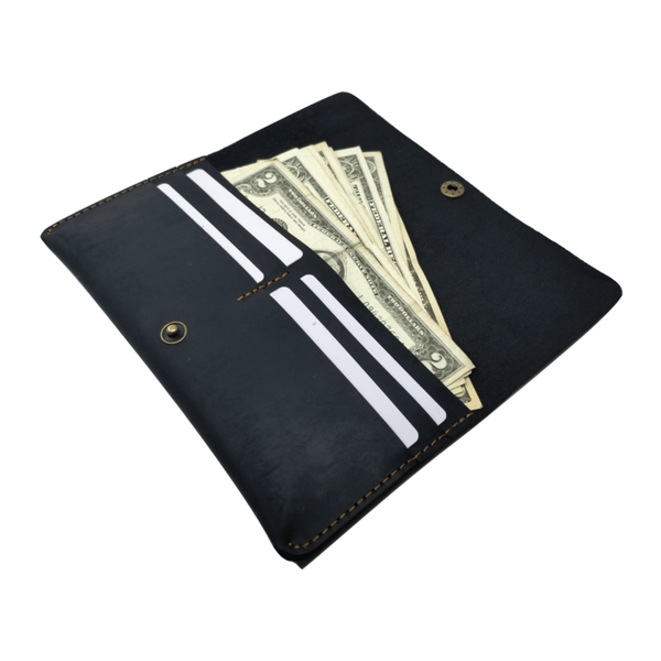 Long Wallet in Saddleback Leather - LWS Long wallets WALLETERAS