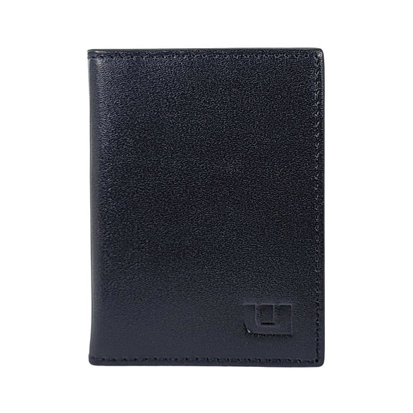 WALLETERAS Bifold Front Pocket Wallet With RFID Blocking - Americano Front Pocket Wallet WALLETERAS