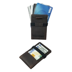 Smallest Card holder with RFID protection - POKET-R1 Credit Card Holders WALLETERAS