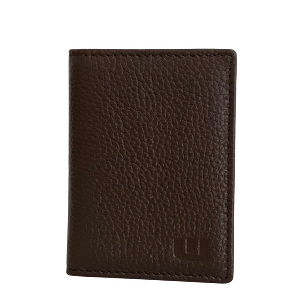 WALLETERAS Bifold Front Pocket Wallet With RFID Blocking - Americano Front Pocket Wallet WALLETERAS Mocha 1 - Inside ID