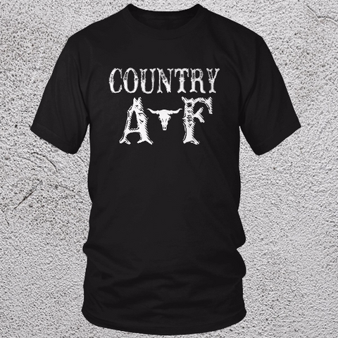 Country AF T Shirt