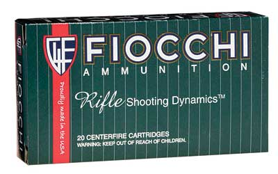 Fiocchi Ammunition None Ammo None Pointed Soft Point