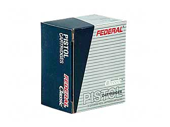 Federal None Ammo None Semi Wadcutter Hollow Point