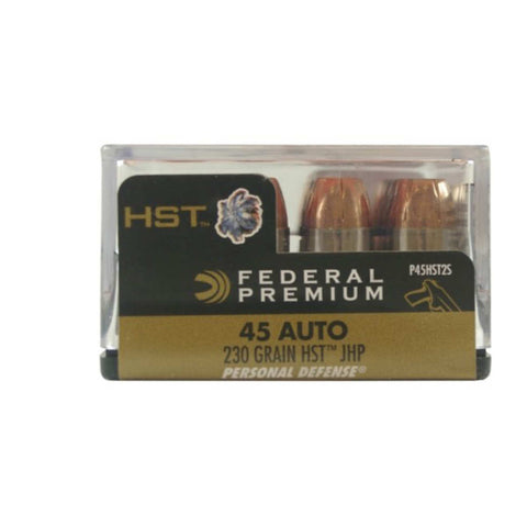 Federal Ammunition None Ammo 230GR None