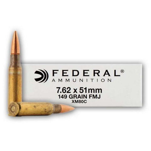 Federal Ammunition None Ammo 149GR Full Metal Jacket