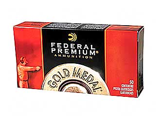 Federal None Ammo None Lead Wadcutter