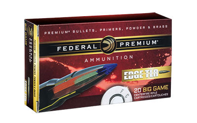 Federal None Ammo None Edge TLR