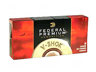 Federal None Ammo None Boat tail Soft Point
