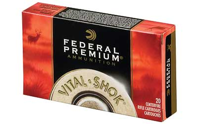 Federal None Ammo None Nosler Partition