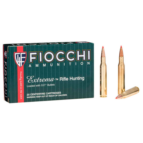 Fiocchi Ammunition None Ammo 150GR Polymer Tip Boat Tail