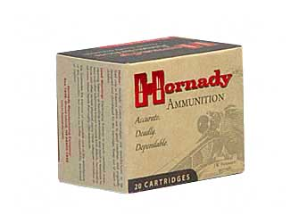 Hornady None Ammo None XTP