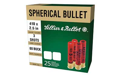 Sellier & Bellot None Ammo None Buckshot