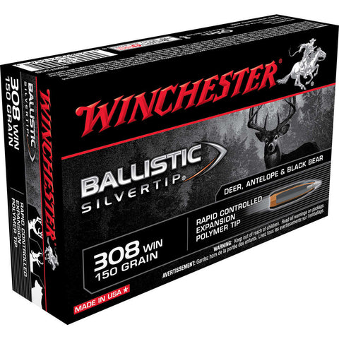 Winchester None Ammo 150GR Fragmenting
