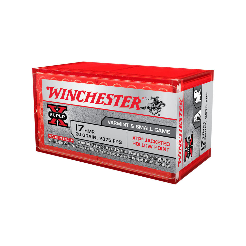 Winchester None Ammo 20GR XTP
