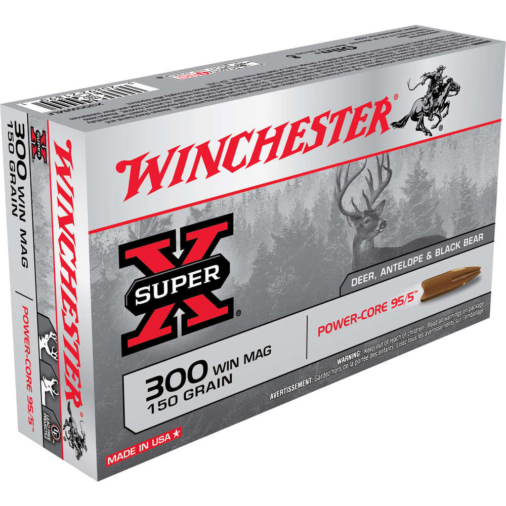 Winchester None Ammo 150GR Hollow Point