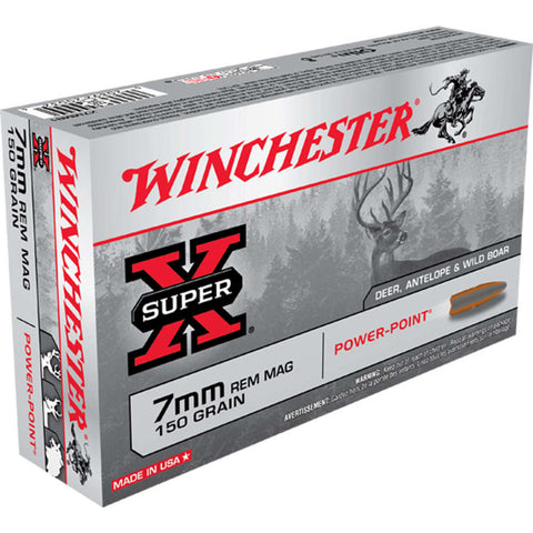 Winchester None Ammo 150GR Jacketed Soft Point