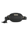 Hennie Black Waist Pack