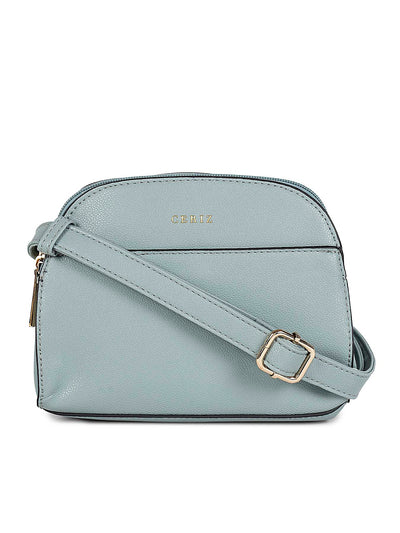Kylie Powder Blue Casual Sling Bag