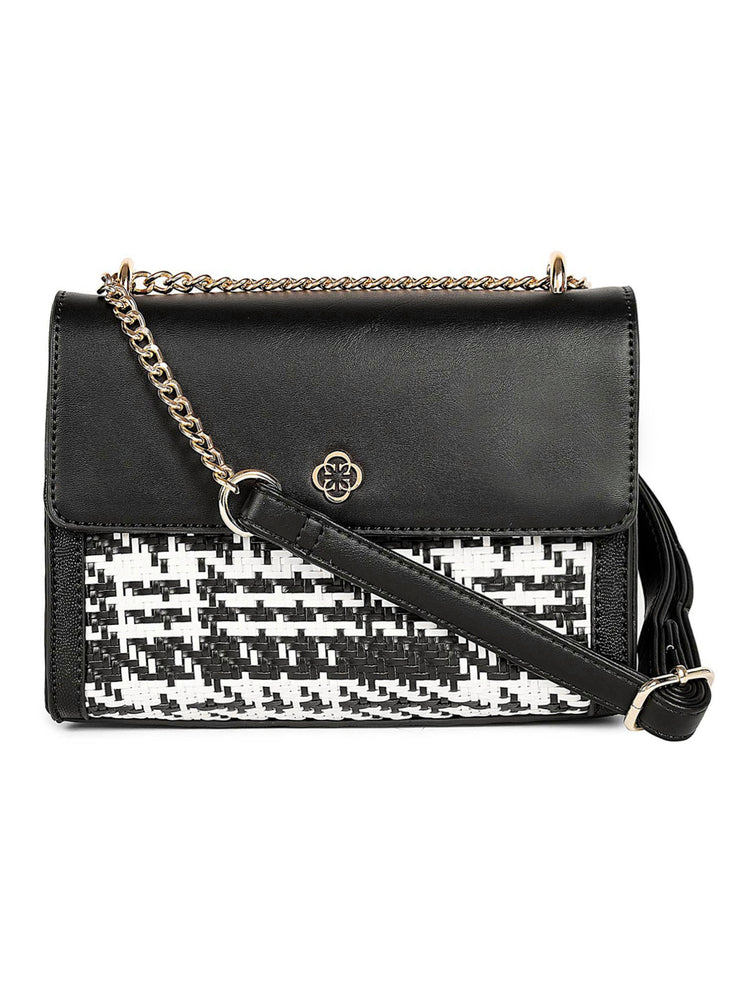 Caily Medium Black Sling