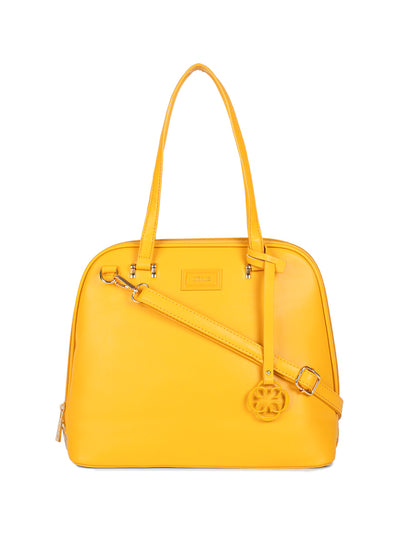 Morganna Yellow Handbag