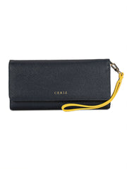 Heloise Navy Casual Wallet