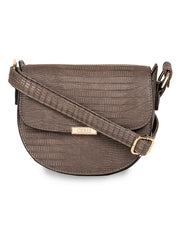 Shirley Grey Sling Bag