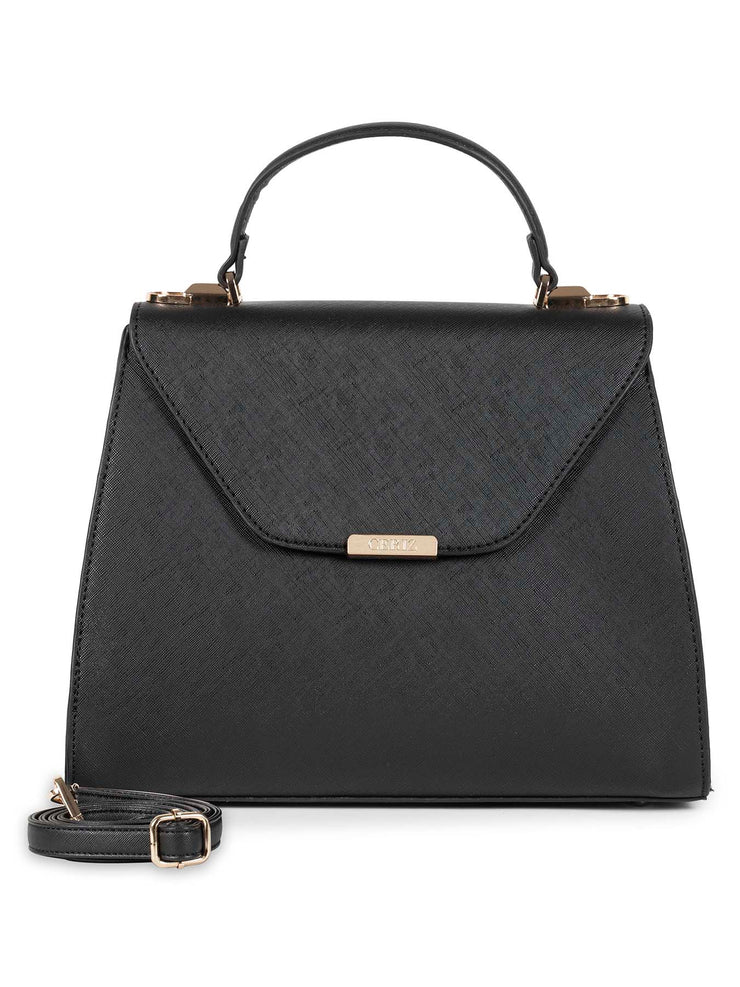 Belphoebe Elite Black Handbag