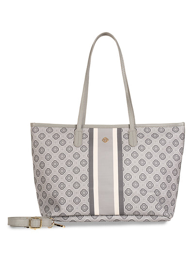 Jemima Tote Grey Bag