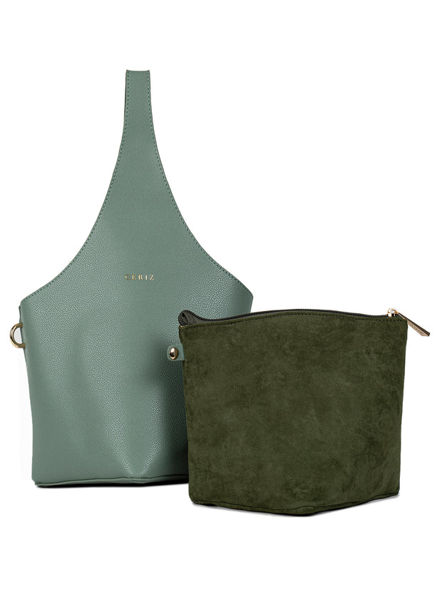 Coraline Green Sling