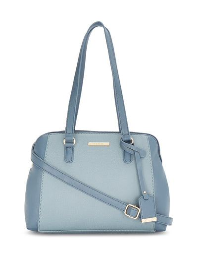 Ariah Chic Powder Blue Handbag