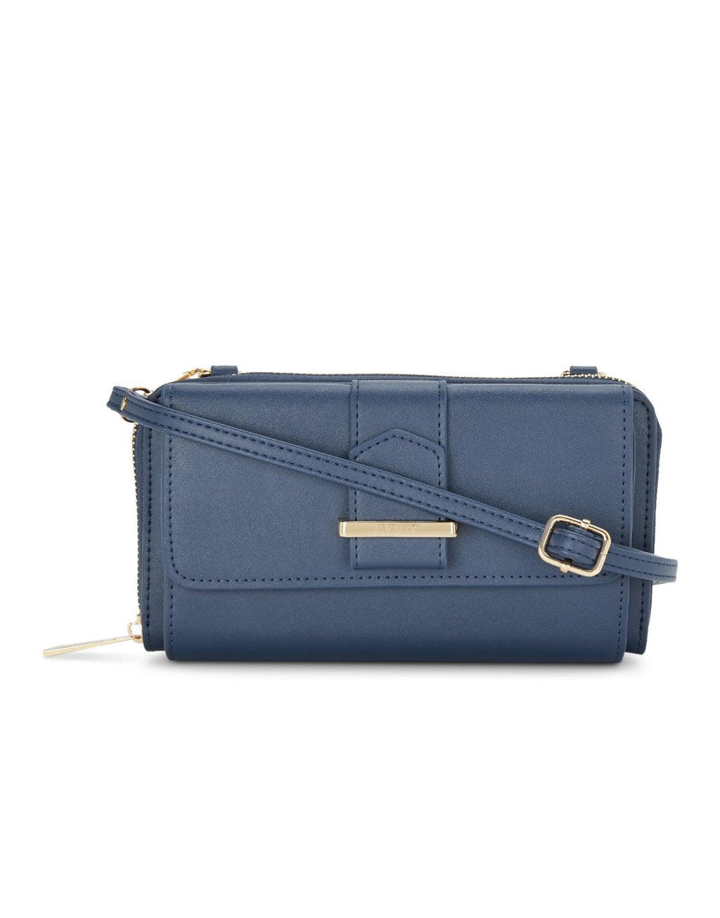 Rohais Tasteful Navy Wallet