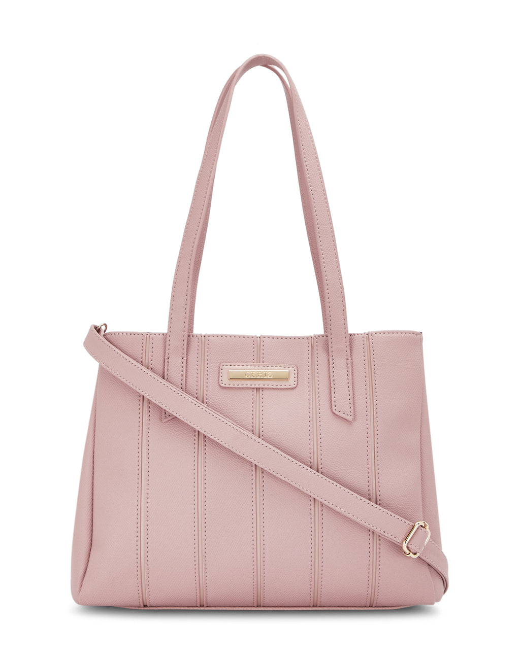 Chantalle Exquisite Light Pink Handbag