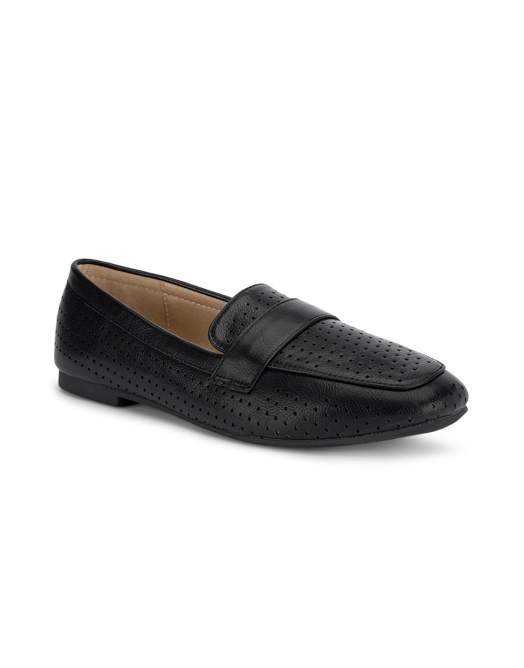 Claire Sleek black Loafers