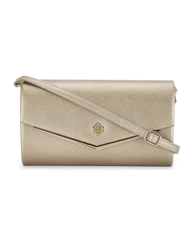 Melitta Gold Star Clutch
