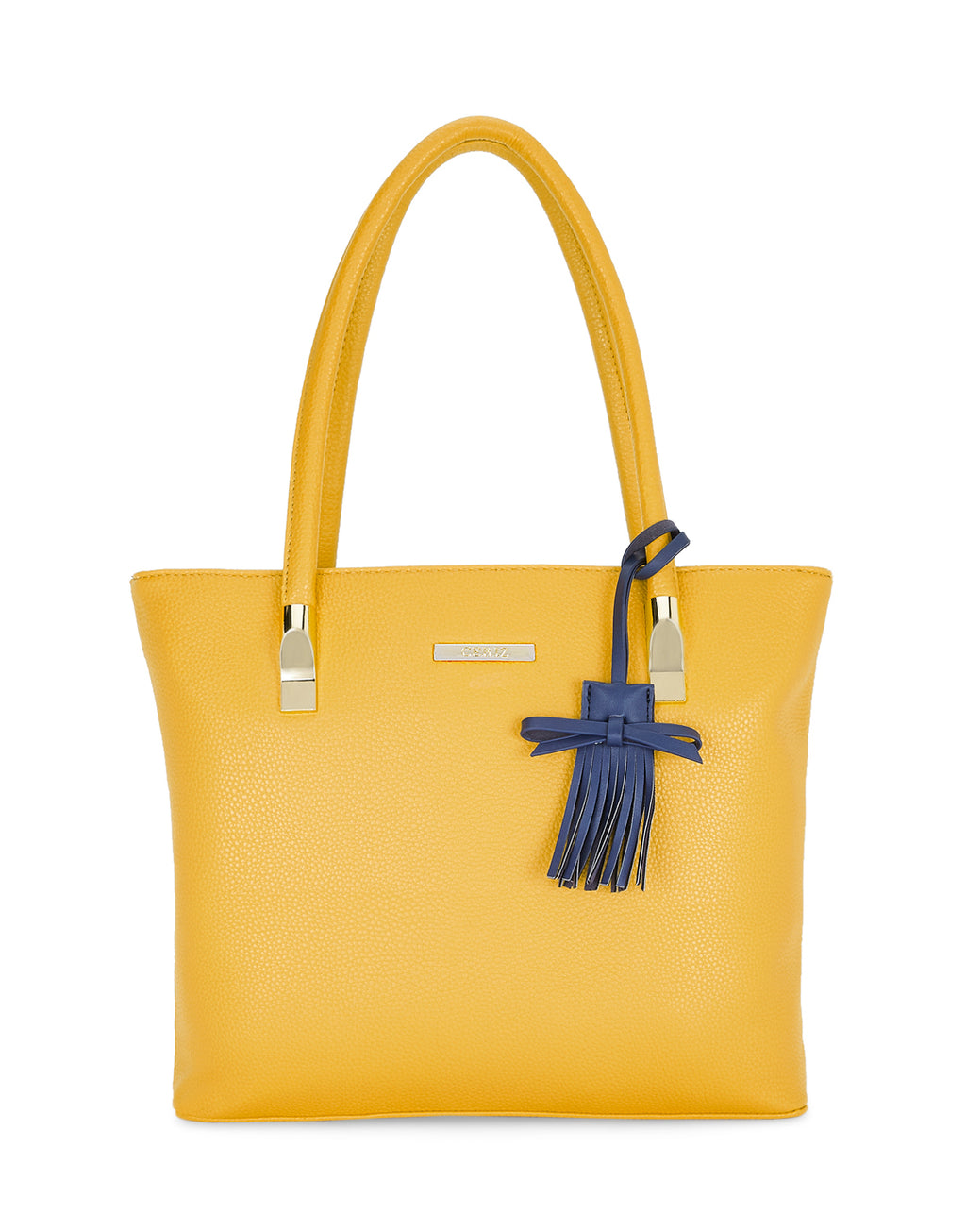 Aliena Tote Yellow Bag