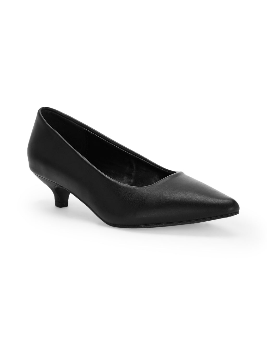 Laella Black Pumps