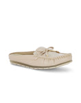 Elena Beige Loafers