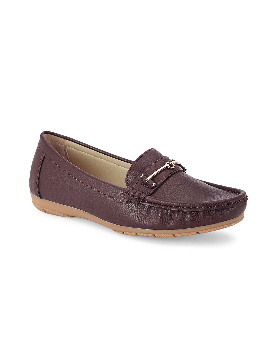 Charlotte Refined Brown Loafers