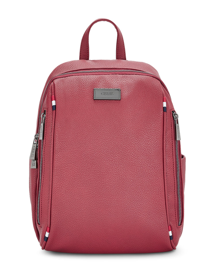 Remi Red Backpack
