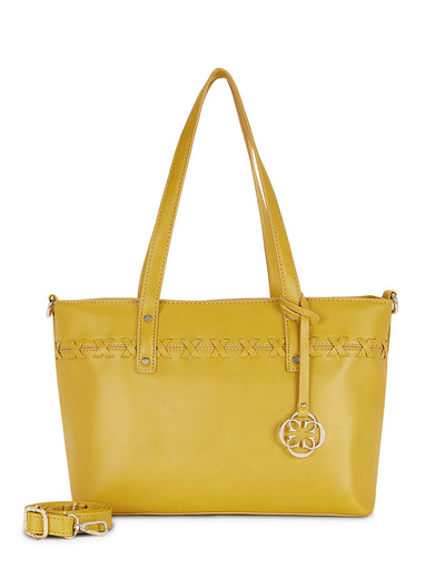 Rouge Yellow Tote