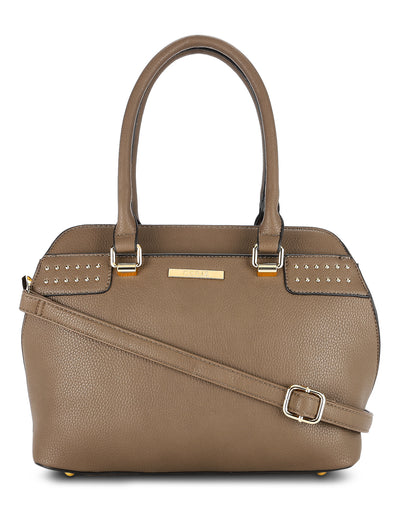 Marilyn Taupe Shoulder Bag