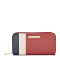Stefania Sophisticated Red Wallet