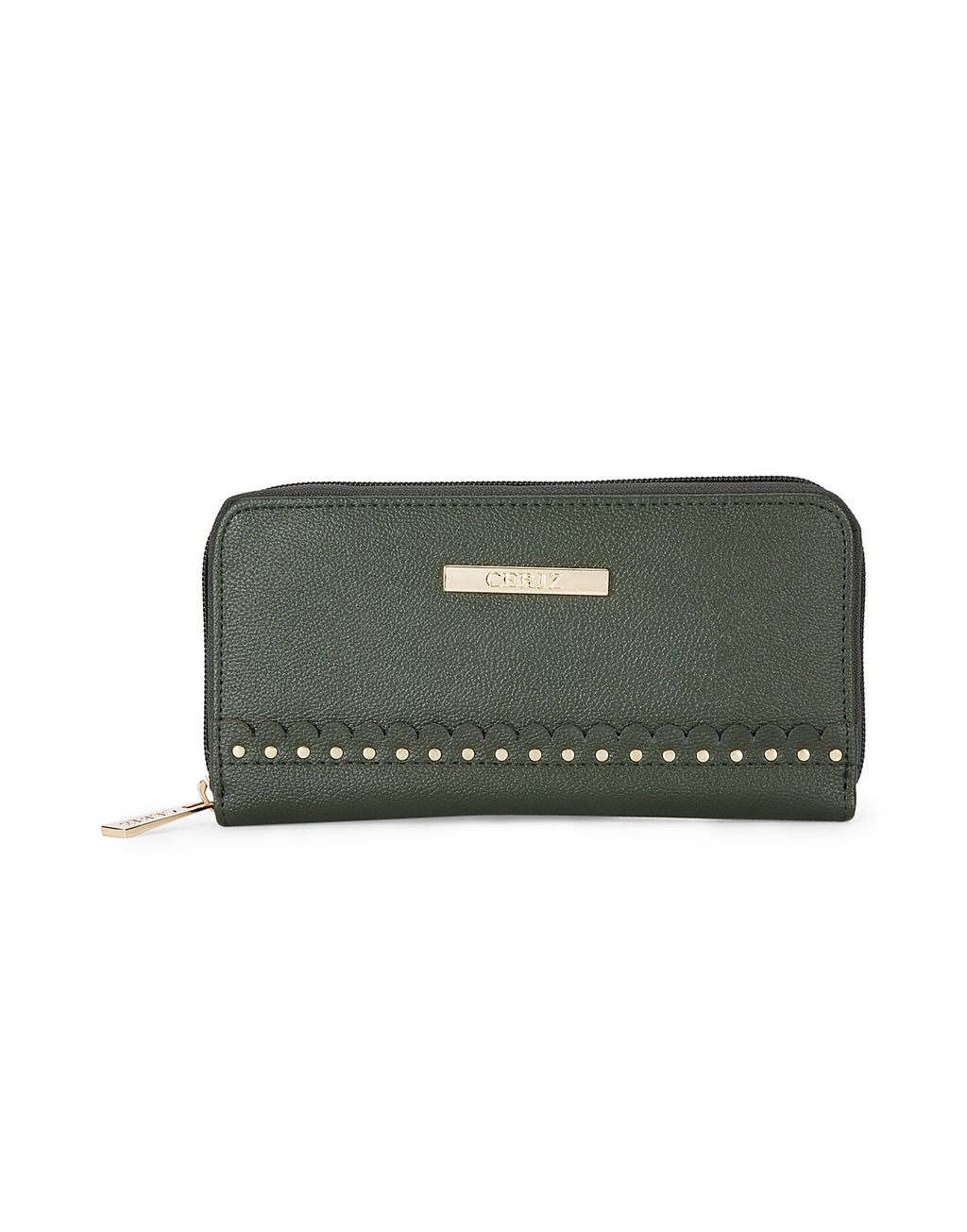 Lila Suave Olive Wallet