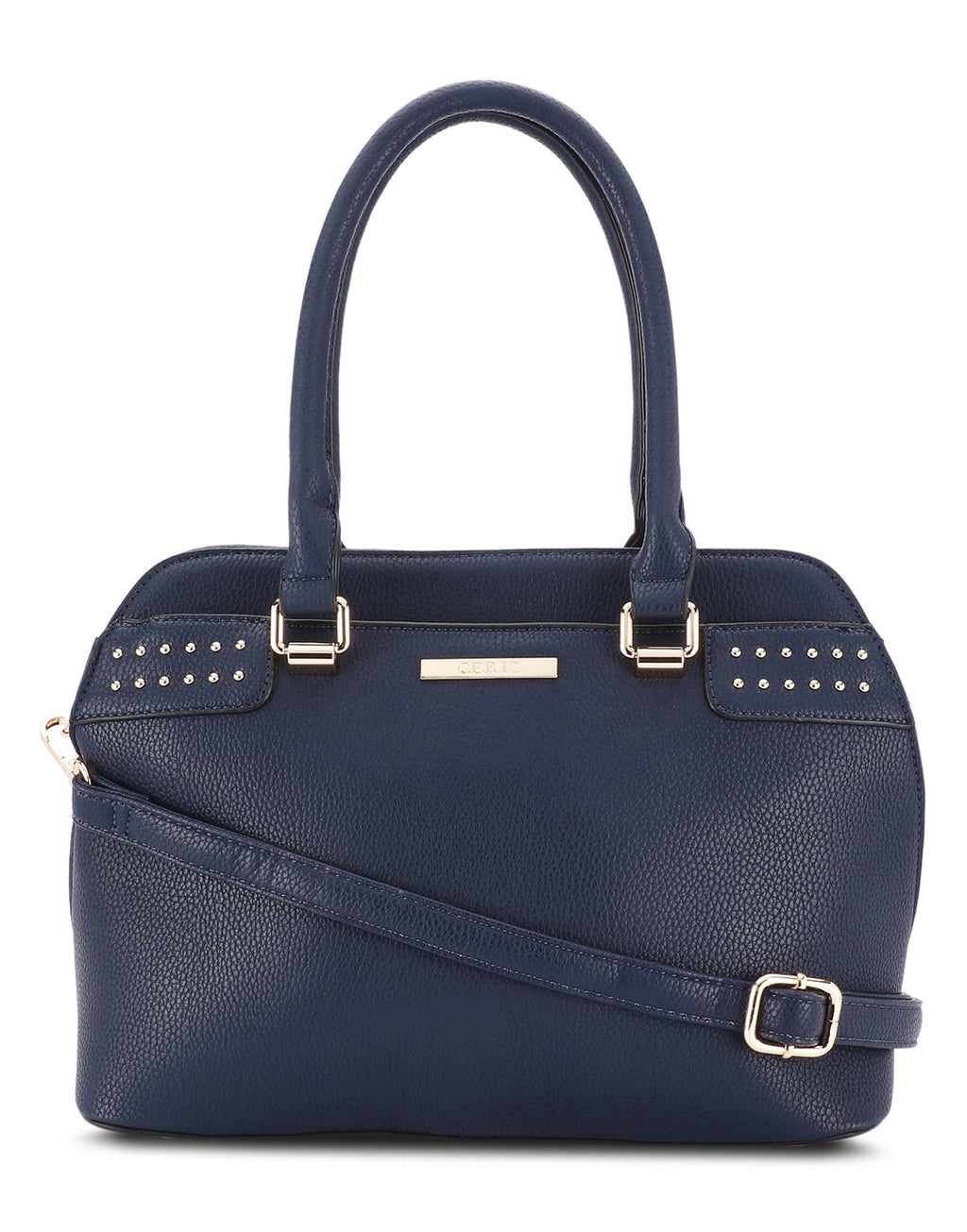Marilyn Navy Shoulder Bag